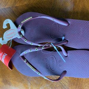 Havaianas Flip Flops Size 11/12W